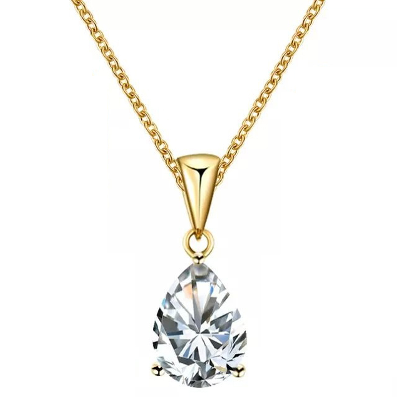 17KM-Buy-one-Get-one-Free-Fashion-Crystal-Water-Drop-Necklace-for-Women-7-Colors-Wedding (1)